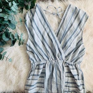 New Striped Dress